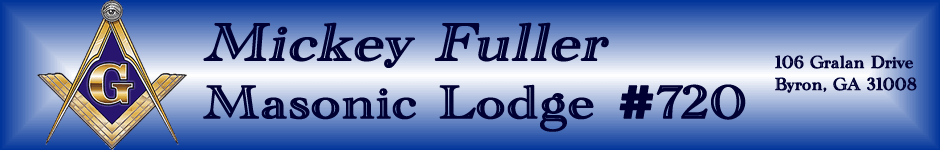 Mickey Fuller Masonic Lodge #720